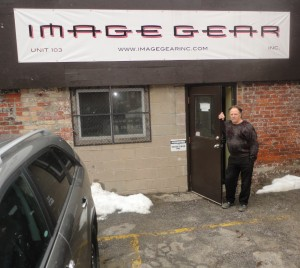 Image Gear on Dufferin St