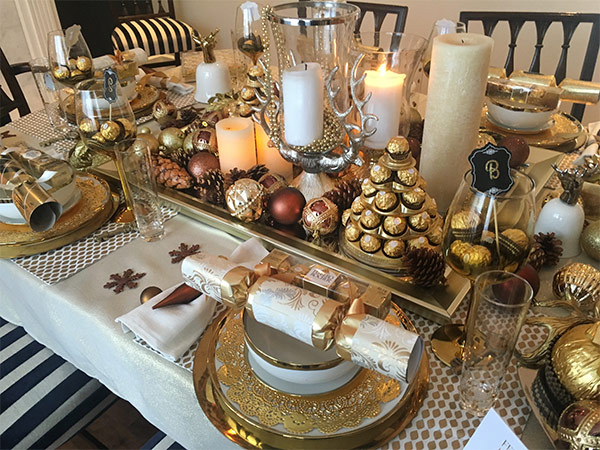 ferrero-rocher-dinner-table