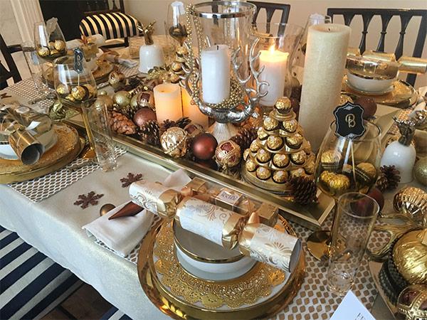 ferrero-rocher-dinner-table