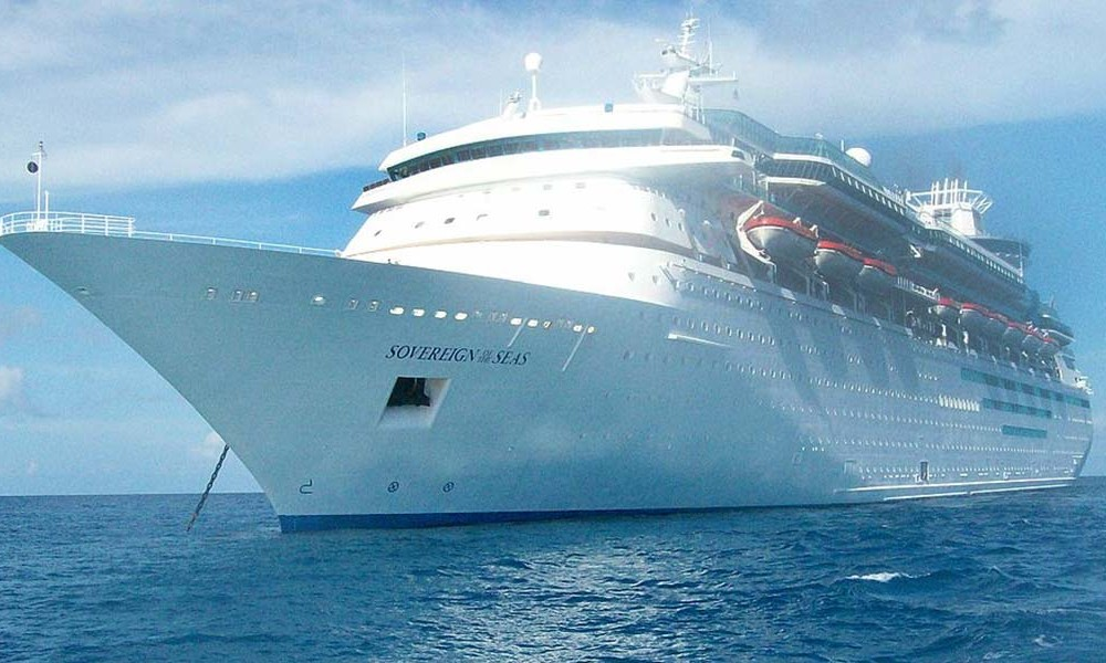 Royal Caribbean Sovereign Of The Seas Cruise Review - Sovereign cruise ship