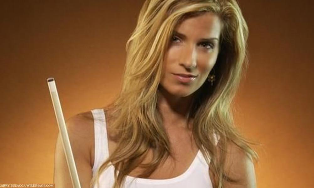 Jennifer Barretta Miss November 2005 Billiards New York