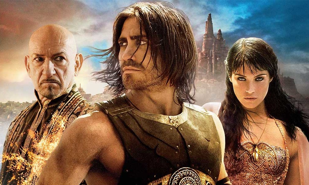 Prince Of Persia Dvd Review The Sands Of Time Movie Reviews