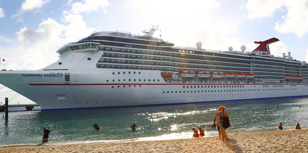 carnival miracle new york review
