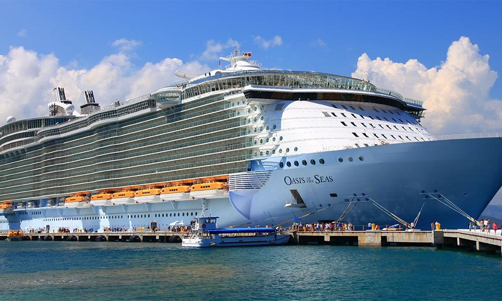Royal Caribbean Oasis Of The Seas Cruise Ship Review