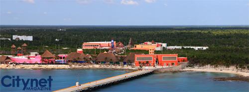 Costa Maya Mexico Port