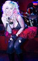 Elizabeth Ashley Singing