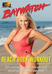 Lauren Jones Baywatch Workout Video