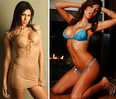 Mary Castro Bikini