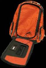 Backpack Speaker System Open