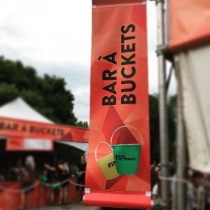 Bar a Buckets