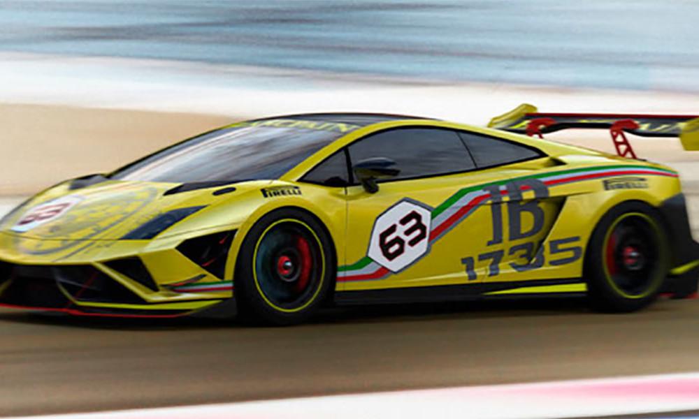 How the Lamborghini Racing Team Maintains their Race Cars ...