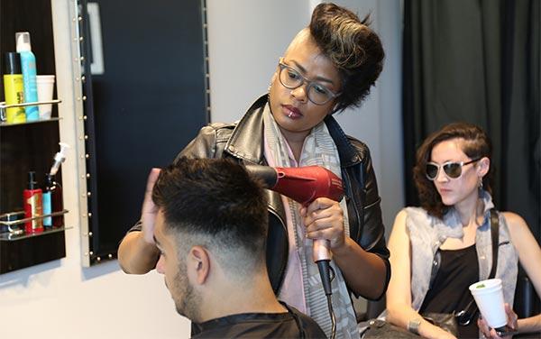 m-salon-blow-dry