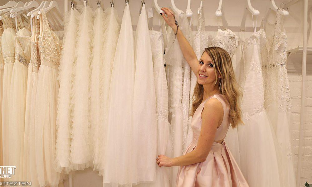 Montreal Wedding Dress Store Boudoir 1861